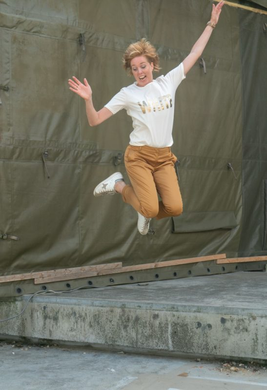 KAIROS IN MOTION | Jessica van Strien